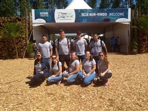Visita à ExpoForest 2018