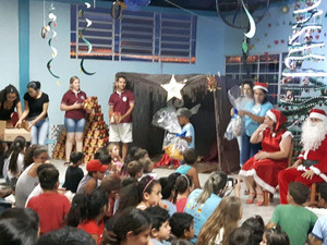 Natal Feliz - 2ª Etapa