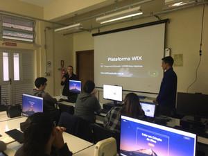 Curso Plataforma Wix