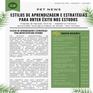 PET NEWS - Estilos de Aprendizagem e Estratégias para Obter Êxito nos Estudos