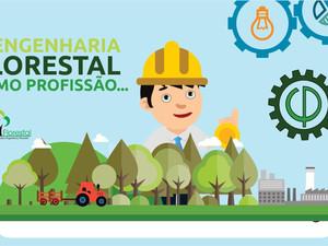 A Engenharia Florestal como profissão...