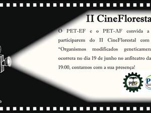Vem aí o II CineFlorestal!
