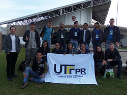 PET florestal e acadêmicos da UTFPR