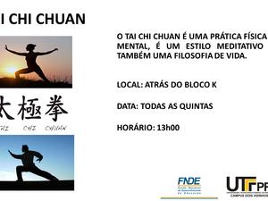 DIVULGANDO - Tai Chi Chuan