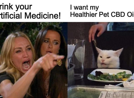 Your pets can REALLY tell the difference after trying Healthier Pet CBD Oil!