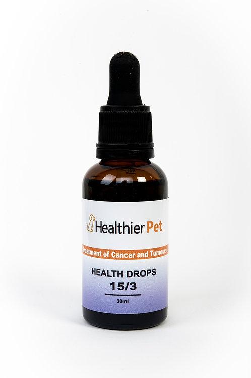 Health Drops 15/3