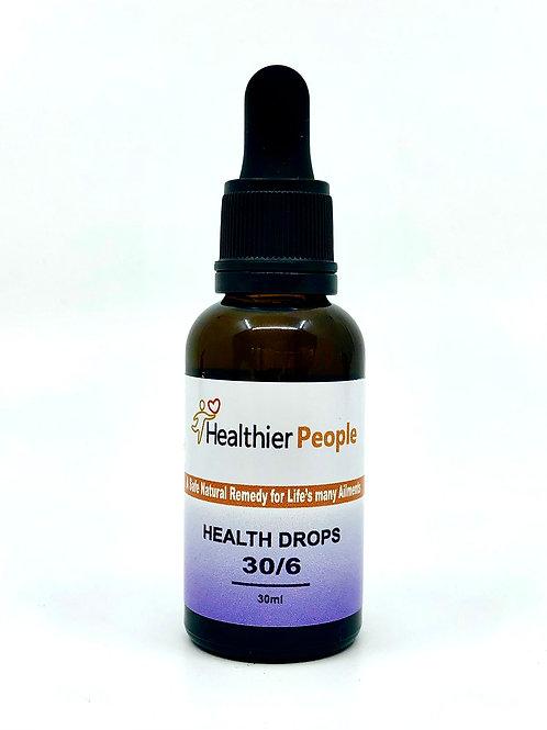 Health Drops 30/6 For Severe Symptoms