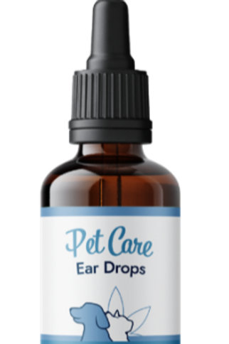 Pet Care Ear Drops