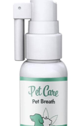 Peppermint Pet Breath