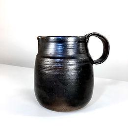 phorme pichet ceramique vintage mid-century chabanne