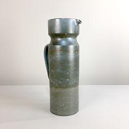 phorme vase carafe céramique vintage mid-century