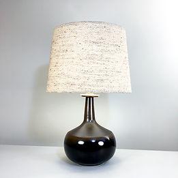 phorme Rosenthal lampe céramique vintage