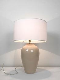 lampe ceramique vintage Kostka lamp keramiek phorme store bruxelles