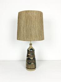phorme lampe céramique Jean Claude Courjault vintage