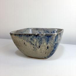phorme pierre culot vase coupe ceramique vintage roux-miroir