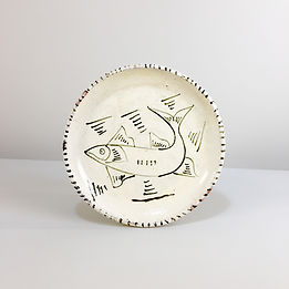 phorme ceramique zoomorphe vintage