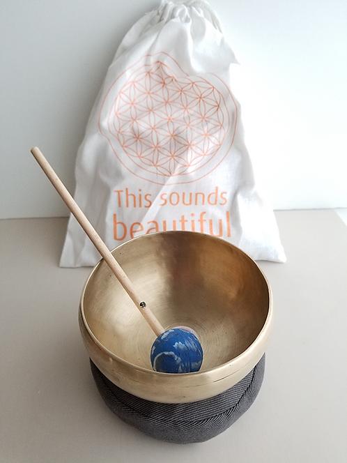 Meditation Singing Bowl Set