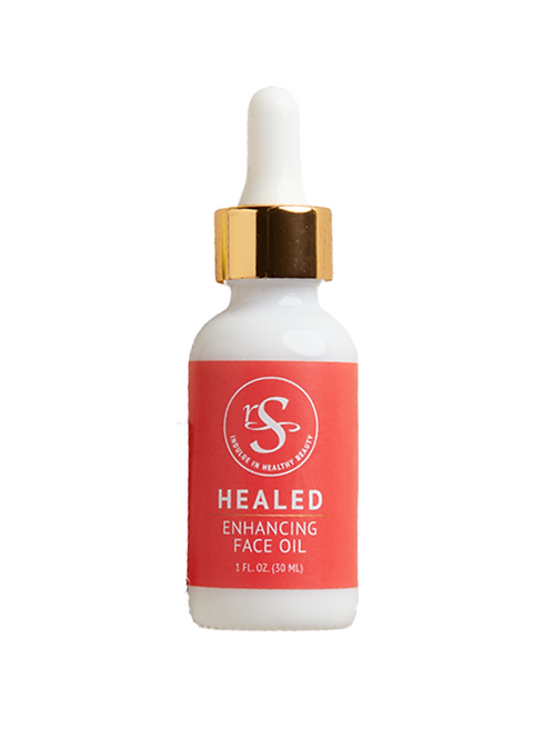 Healed Skin - Enhancing Face Oil