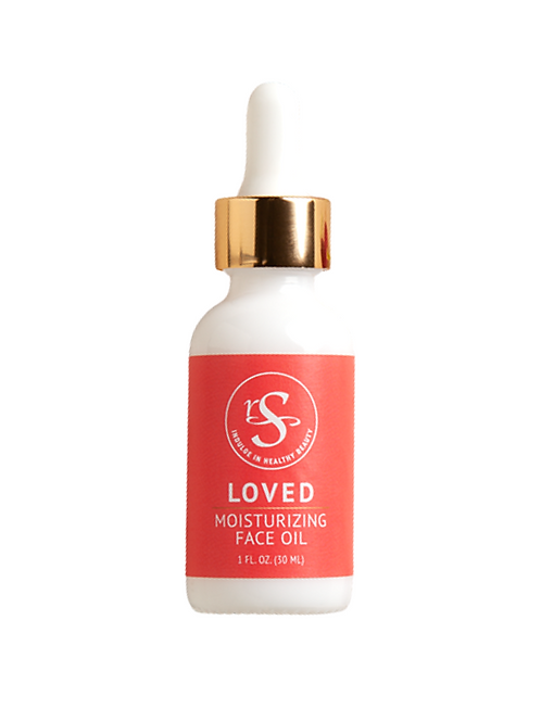 Loved Skin - Moisturizing Face Oil