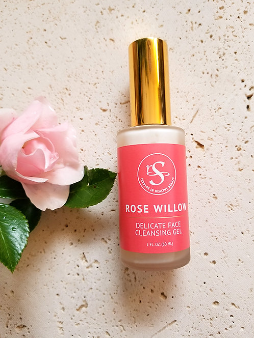 Rose Willow - Delicate Face Cleansing Gel