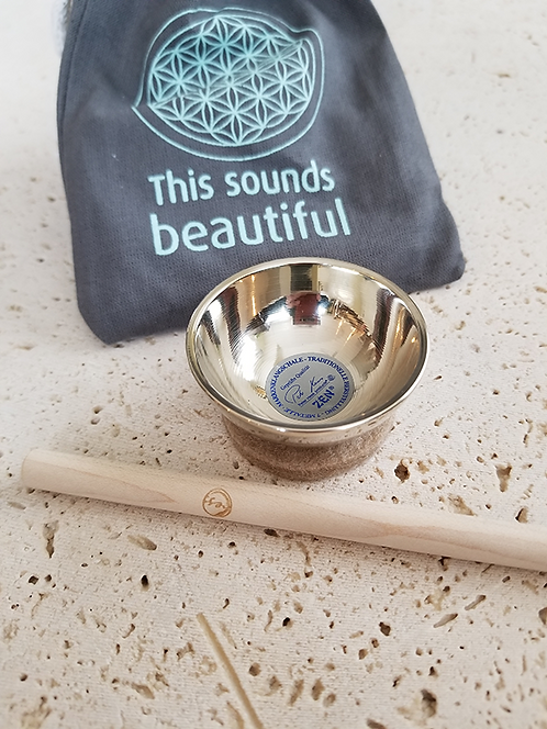 Mini Zen Singing Bowl Set