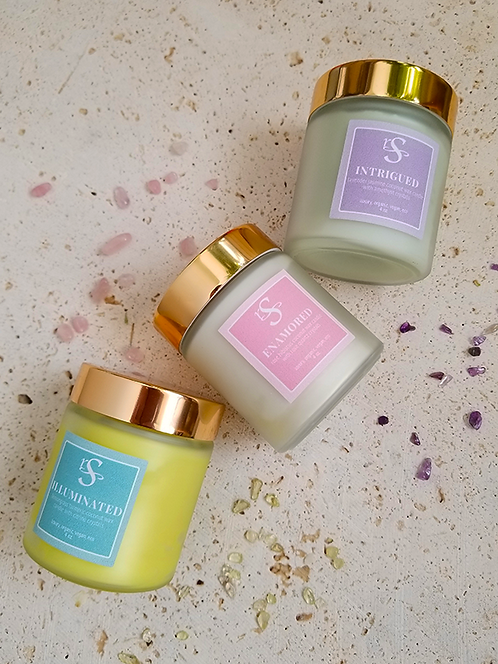 Brillante - Coconut Wax Candle
