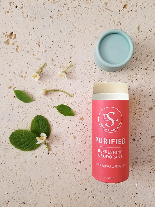 Purified Body - Refreshing Deodorant