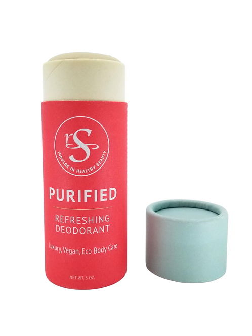 Purified Body - Refreshing Deodorant