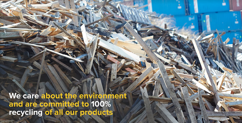 Timber Waste Recycling