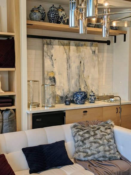 Williams Sonoma Home showroom in Calabasas, CA.