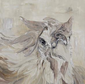 """""""Marigold"""" the Leghorn Hen - Farm Life Series"""