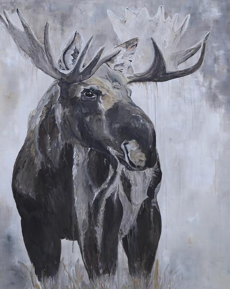 Full Body Moose.