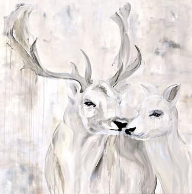 Fallow Deer - Pacific Northwest Series