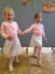 Harrow School of Ballet, Uniform