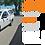 Thumbnail: 2007 OPEL CORSA UTILITY 1.4 CLUB - KM 175,654