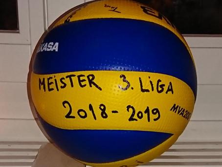 Jahresrückblick von Volley Hombi