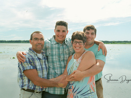 Barlow Family Session