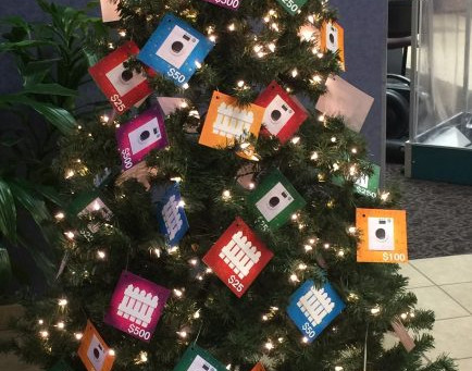 Get in The Giving Spirit at Financial Plus Today!