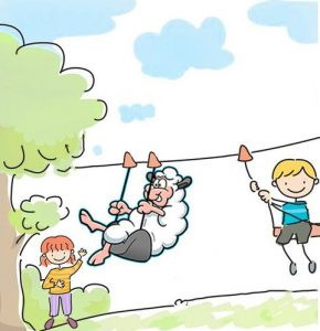 Zippity Doo Dah – new zip line for Crotty Park!