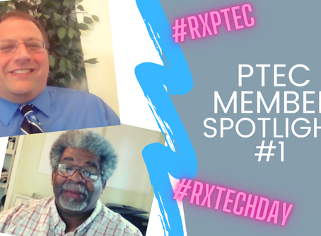 #rxtechday Member Spotlight #1
