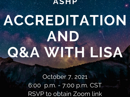 ASHP Q&A and PPC with PTEC!