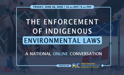 The Enforcement of Indigenous Environmental Laws