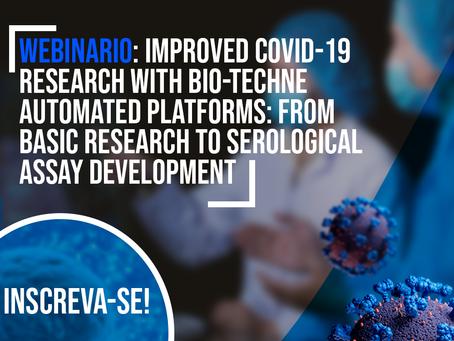 Webinário Bio-techne