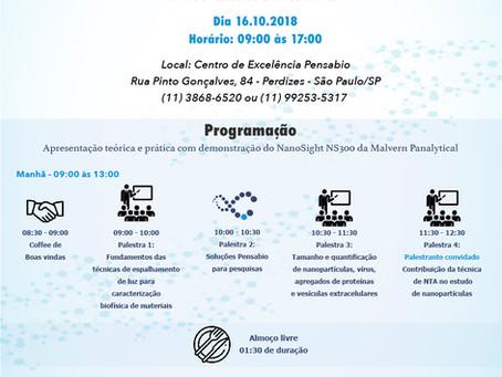 I Workshop de Nanotecnologia Pensabio