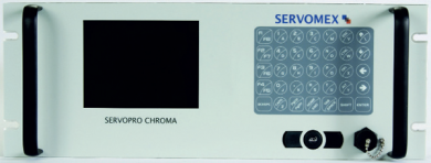 SERVOPRO Chroma K4000 – Analisador Versátil de Traços de Gases