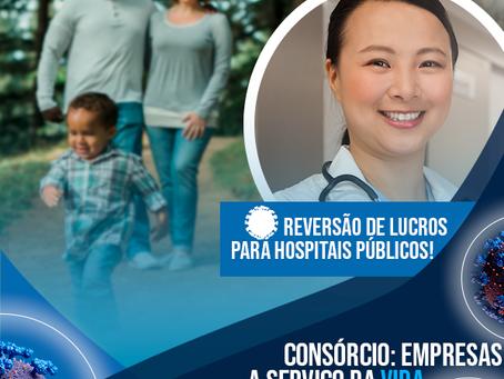Empresas a Serviço da Vida - Doação