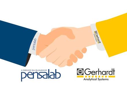 A Pensalab anuncia parceria exclusiva com a Gerhardt