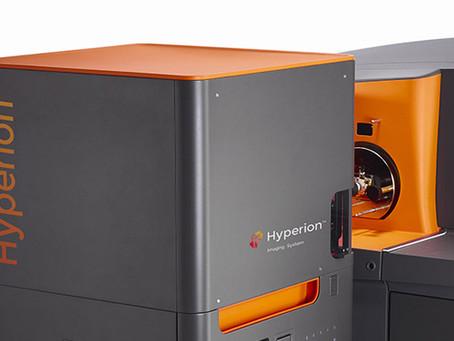 Hyperion ™ da Fluidigm ganha o primeiro prêmio