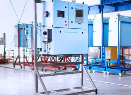 WIM COMPAS - Hobré, melhorando a eficiência em fornos
