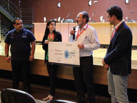 INFLAMMA III - Confira fotos evento e Vencedora do Prêmio Pensabio